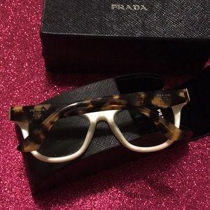 Prada Accessories - Authentic Prada Ophthalmic Glasses NWOT.